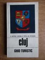 Aurel Anton - Cluj. Ghid turistic al judetului