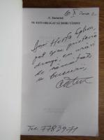 C. Turturica - Nu esti obligat sa mori tampit (cu autograful autorului)