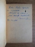 Camil Baciu - Masina destinului (cu autograful autorului)