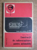 Constantin Maciuca - Constructii de radioreceptoare pentru automobile
