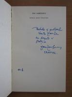 Anticariat: Dan Zamfirescu - Spre noi insine (cu autograful autorului)