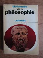 Didier Julia - Dictionnaire de la philosophie