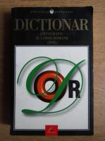 Anticariat: (DOR) Dictionar ortografic al limbii romane