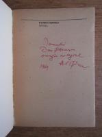 Eugen Barbu - Nuvele (cu autograful autorului)