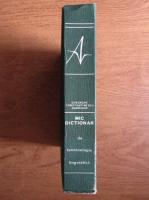 Anticariat: Gheorghe Constantinescu Dobridor - Mic dictionar de terminologie lingvistica