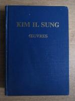 Anticariat: Kim Il Sung - Oeuvres (volumul 32)