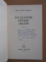 Anticariat: Mircea Horia Simionescu - Invataturi pentru delfin (cu autograful autorului)