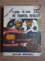 Anticariat: Octavian Goga, M. Stan - Pe frontul nevazut