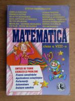 Stefan Smarandache - Matematica clasa a VIII-a