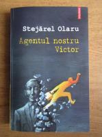 Anticariat: Stejarel Olaru - Agentul nostru Victor