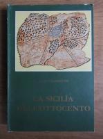 Aldo Casamento - La Sicilia dell'Ottocento. Cultura topografica e modelli cartografici nelle rappresentazioni dei territori communali. Le carte della Direzione centrale di statistica
