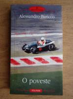 Anticariat: Alessandro Baricco - O poveste