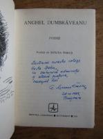 Anticariat: Anghel Dumbraveanu - Poeme (cu autograful autorului)