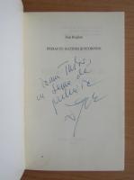 Anticariat: Dan Bogdan - Peisaj cu fluturi si scorpion (cu autograful autorului)