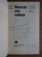 Deak Tamas - Memoriile unui celibatar (cu autograful autorului)