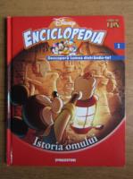 Anticariat: Disney Enciclopedia. Istoria omului