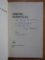 Anticariat: Eugen Frunza - Arbore neimpacat (cu autograful autorului)