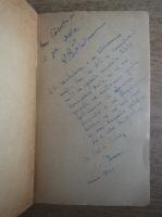 George Anania, Romulus Barbulescu - Doando (cu autograful autorului)