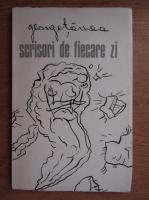 Anticariat: George Tarnea - Scrisori de fiecare zi (ilustratii de Sabin Balasa)