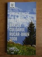 Anticariat: Ghid turistic. Valea Prahovei, Brasov, Culoarul Rucar-Bran