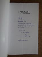 Horia Arama - Dincolo de paradis (cu autograful autorului)