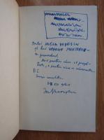 Ion Gheorghe - Caile pamantului (cu autograful autorului)