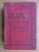 Anticariat: Lazar Saineanu - Dictionar universal al limbii romane (1947)