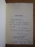 Mioara Cremene - Poemes byzantins (cu autograful autoarei)