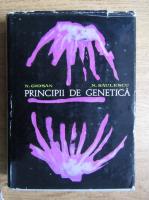 Anticariat: N. Giosan, N. Saulescu - Principii de genetica