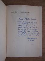 Petre Solomon - Rimbaud. Poezii (cu autograful autorului)