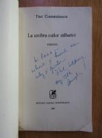 Anticariat: Titel Constantinescu - La umbra cailor salbatici (cu autograful autorului)
