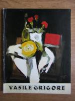 Anticariat: Vasile Grigore (album arta)