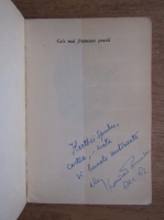 Veronica Porumbacu - Rafael Alberti. Poezii (cu autograful autoarei)
