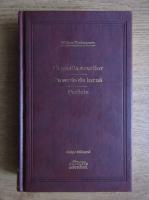 Anticariat: William Shakespeare - Comedia erorilor. Poveste de iarna. Pericle (editie bilingva, Adevarul de Lux)