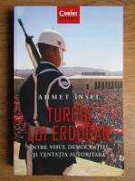 Anticariat: Ahmet Insel - Turcia lui Erdogan. Intre visul democratiei si tentatia autoritara