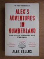Alex Bellos - Alex's adventures in Numberland