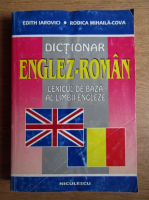 Anticariat: Edith Iarovici - Dictionar Englez-Roman