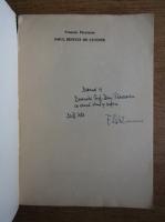 Francisc Pacurariu - Omul bantuit de cuvinte (cu autograful autorului)