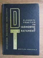 Anticariat: Henry Brainerd - Elemente practice de diagnostic si tratament