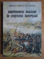 Anticariat: Indepenta Romaniei in constiinta europeana