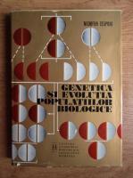 Anticariat: Nichifor Ceapoiu - Genetica si evolutia populatiilor biologice