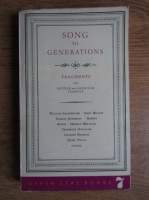 Anticariat: Song to generations. Fragments from british and american classics