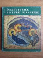Wilhelm Nyssen - Inceputurile picturii bizantine