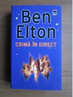 Ben Elton - Crima in direct