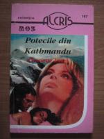 Anticariat: Charlotte Ussel - Potecile din Kathmandu