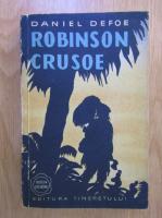 Daniel Defoe - Robinson Crusoe (colectia Cutezatorii)