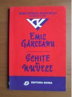 Anticariat: Emil Garleanu - Schite si nuvele