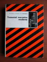 Anticariat: Gh. Miloiu - Transmisii mecanice moderne
