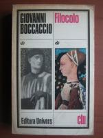 Anticariat: Giovanni Boccaccio - Filocolo