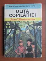 Anticariat: Ionel Teodoreanu - Ulita copilariei